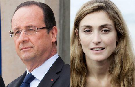 Julie Gayet-François Hollande