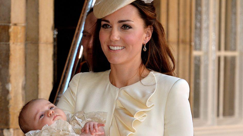 Kate Middleton : Une nouvelle nounou pour George