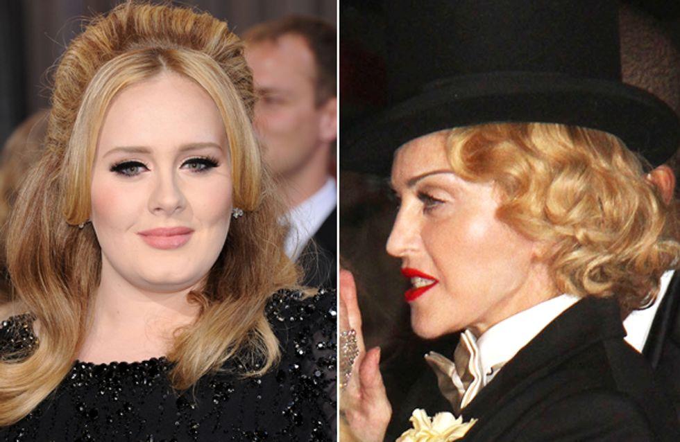 Madonna e Adele: duetto in arrivo?