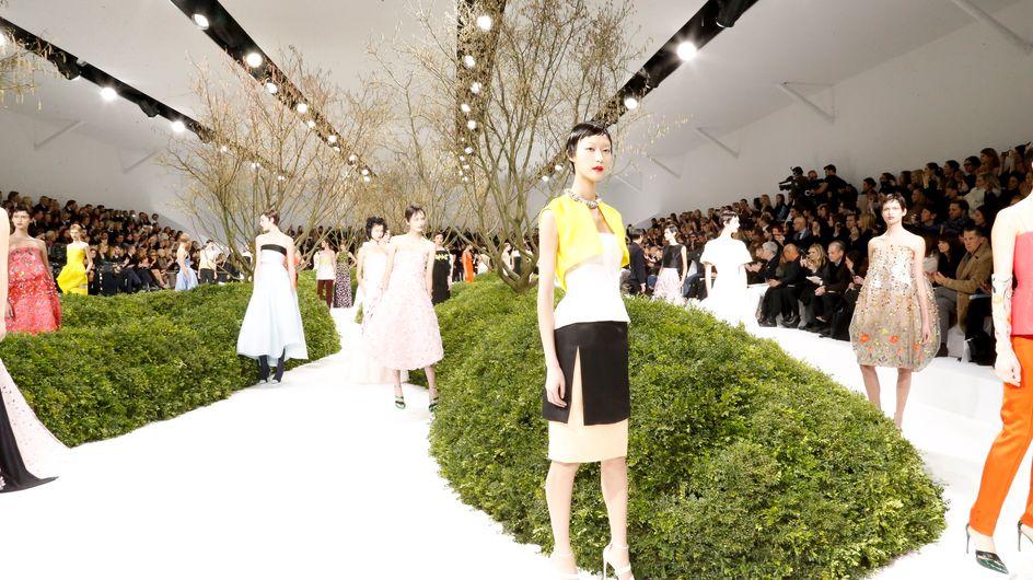 Défilés Haute Couture Printemps-Eté 2014 : demandez le programme !
