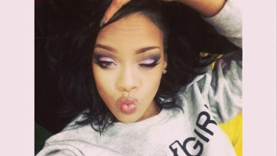 Rihanna : Elle affiche un nouveau tatouage (photo) !