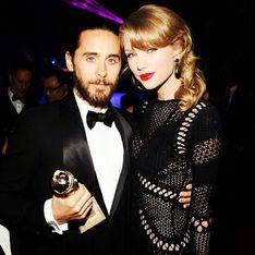 Taylor Swift : Elle flirte avec Jared Leto aux Golden Globes