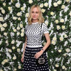 Diane Kruger : Son look Chanel pour le déjeuner des Golden Globes (Photo)
