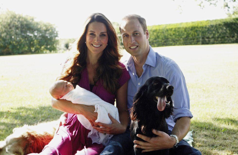 Kate Middleton : La jeune maman a abandonné son chien