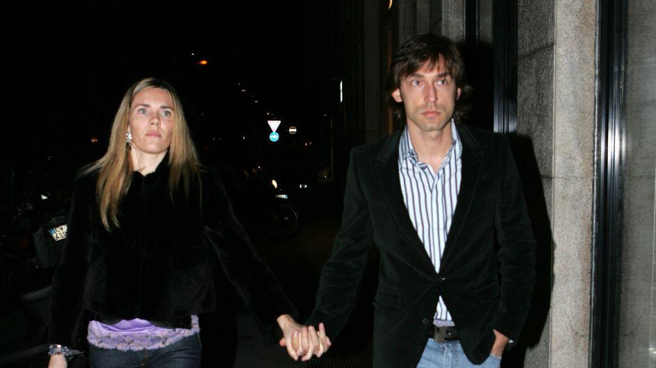 Andrea Pirlo lascia la moglie