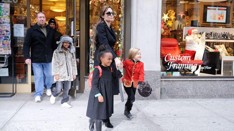 Are Brad Pitt and Angelina Jolie adopting again?