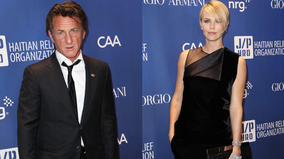Charlize Theron-Sean Penn: è amore?