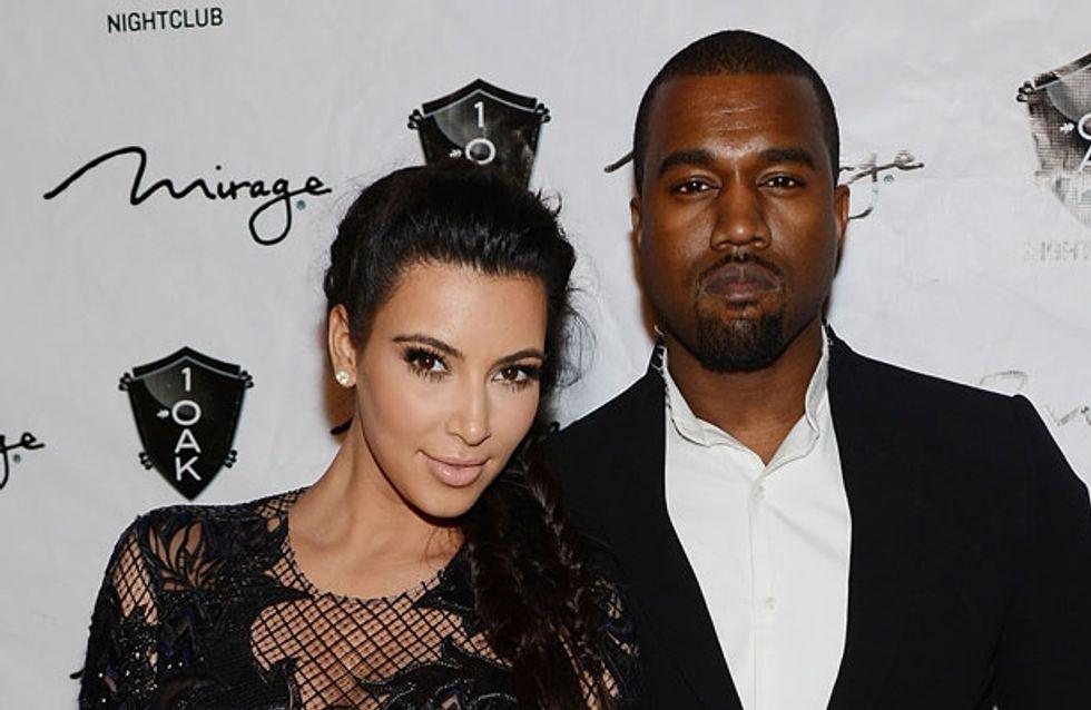 Kim Kardashian and Kanye West's wedding is set to be huge