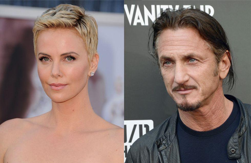 Charlize Theron : Avec Sean Penn, c'est officiel !
