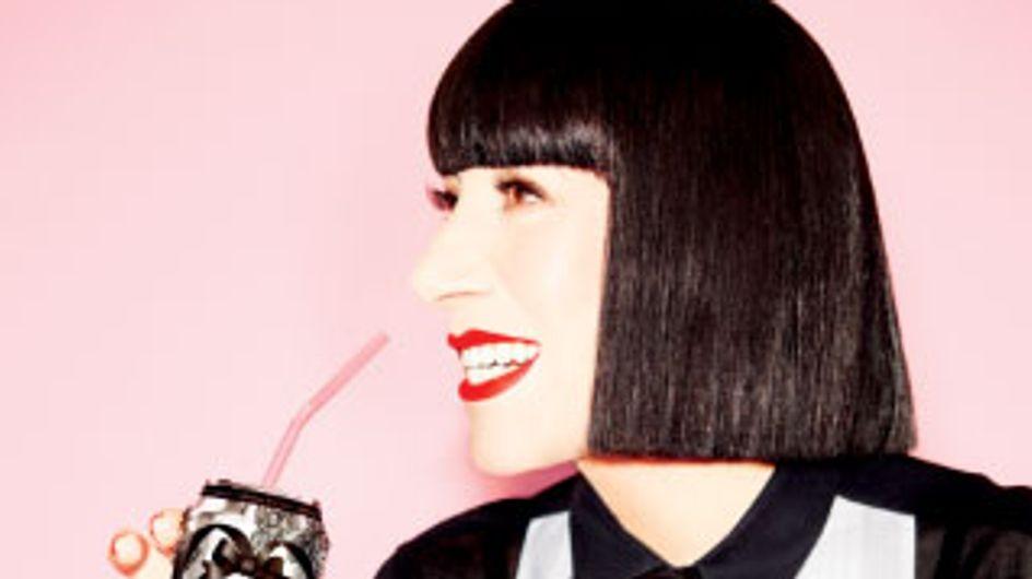 Chantal Thomass : Découvrez en exclu sa canette Coca-Cola light spéciale Saint-Valentin !