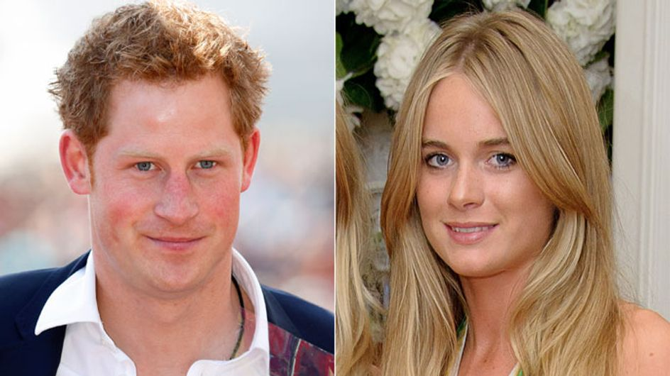 Prince Harry takes Cressida Bonas on a date to a burger joint