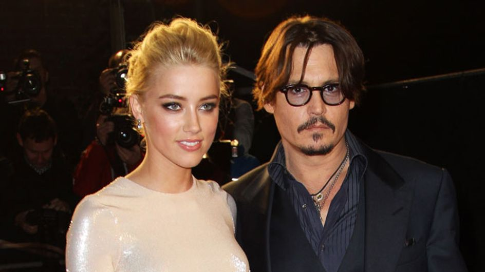 Did Johnny Depp pop the question to girlfriend Amber Heard?