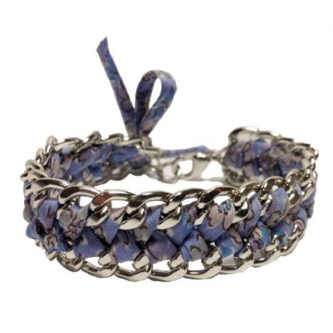 Bracelet brésilien Epsilon - Mademoiselle Antoinette