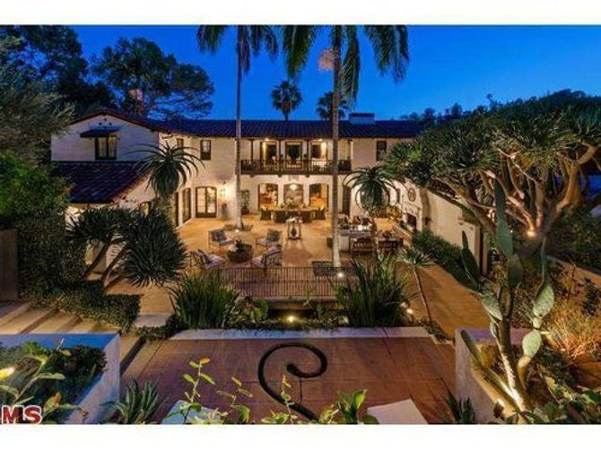 La maison de Robert Pattinson et Kristen Stewart