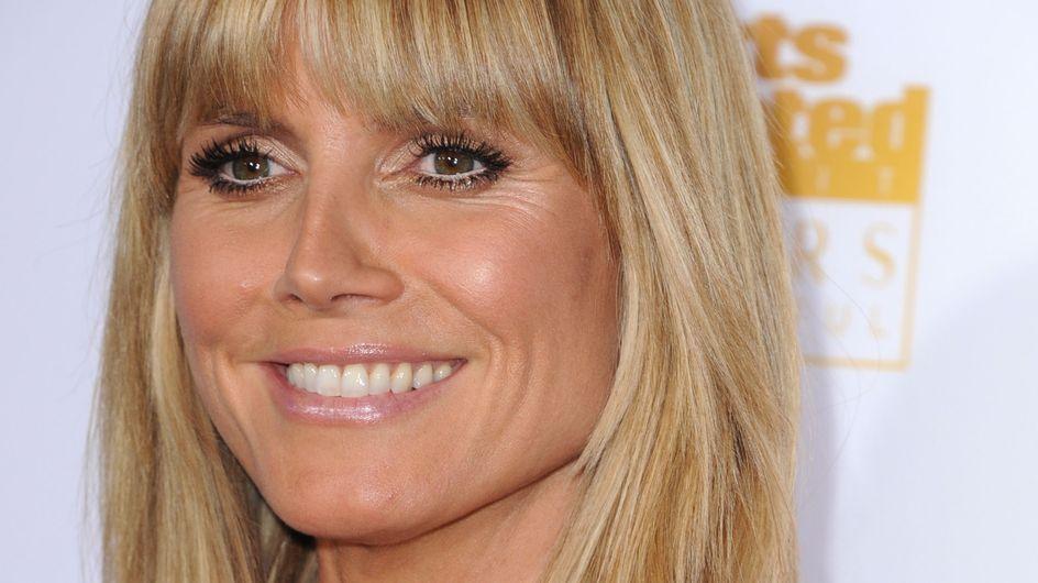 Falten, na und? Heidi Klum steht zu ihrem Alter!