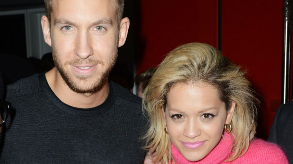 Rita Ora and Calvin Harris have split up