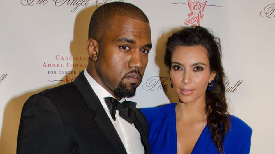 Kim Kardashian : Kanye West ne veut pas qu'elle porte du Vera Wang