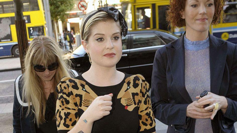 Kelly Osbourne has a major Twitter spat with Katie Hopkins