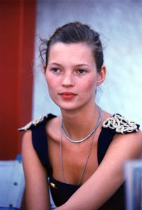 Kate Moss en 1990