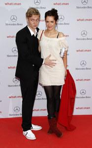 Matthias Schweighöfer & seine Freundin