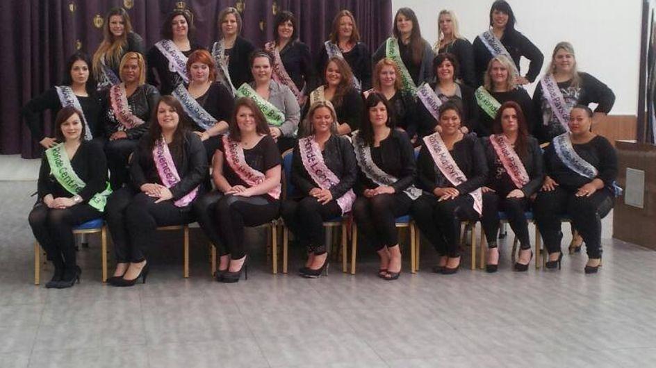 Miss Ronde France 2014 : Les rondes s'imposent contre les diktats !