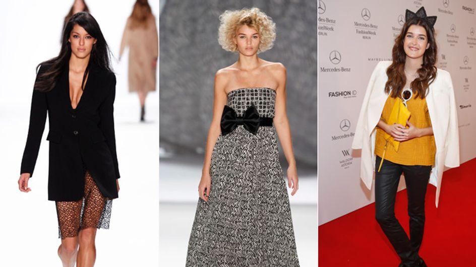 Luisa Hartema & Co: Die GNTM-Mädels auf der Fashion Week!