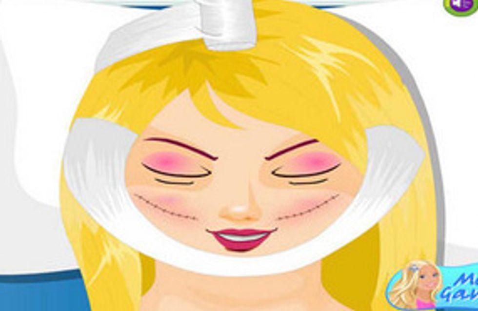 Chirurgie esthétique : Un jeu de liposuccion pour enfants fait scandale