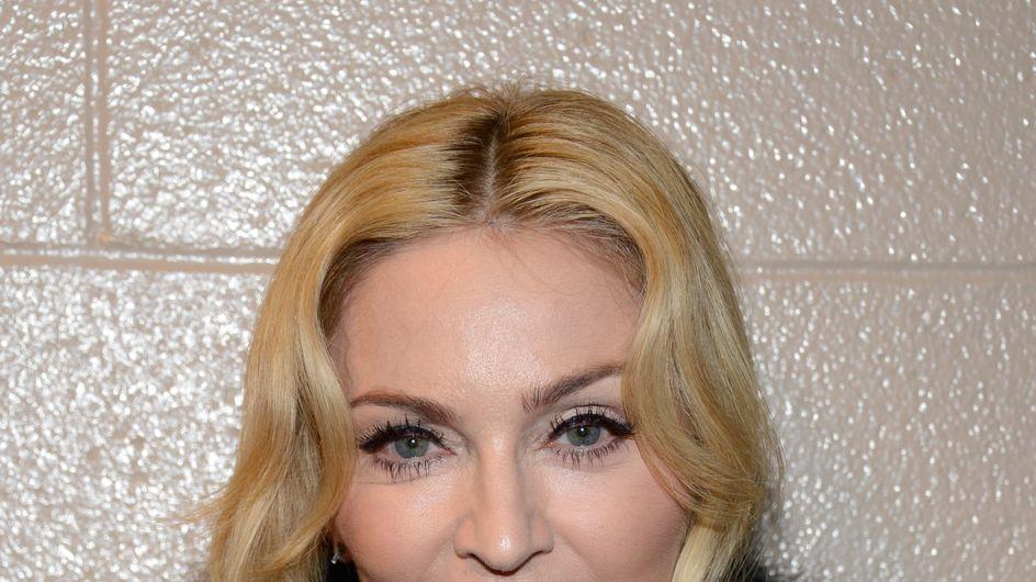 Autsch! Madonna muss High Heels gegen Krücken tauschen