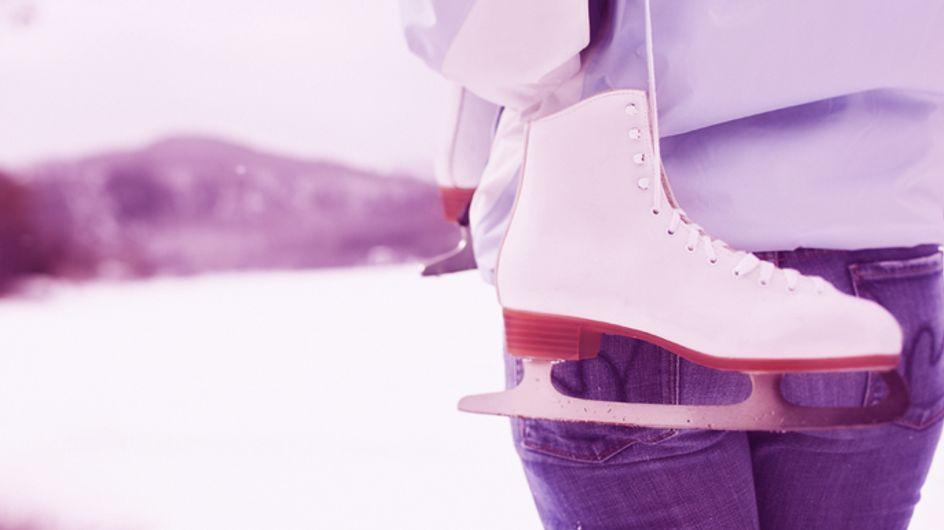 8 conseils pour débuter le patin à glace, sans casse