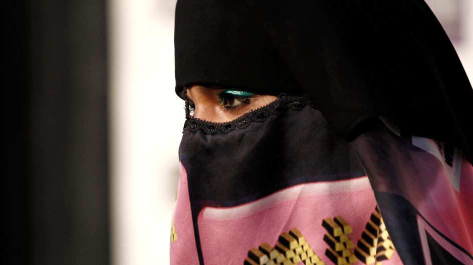 Columpiarse también está prohibido para las mujeres de Arabia Saudí