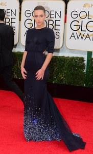 Adèle Exarchopoulos aux Golden Globes 2014