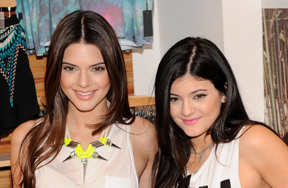 Kendall and Kylie Jenner open up about their parents' split