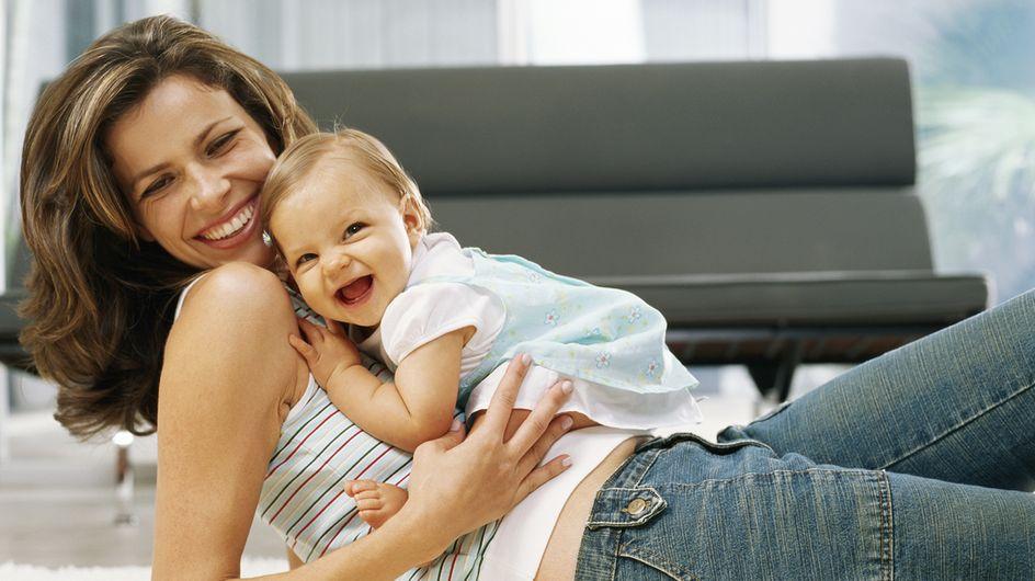 Mama's zijn de gelukkigste bevolkingsgroep