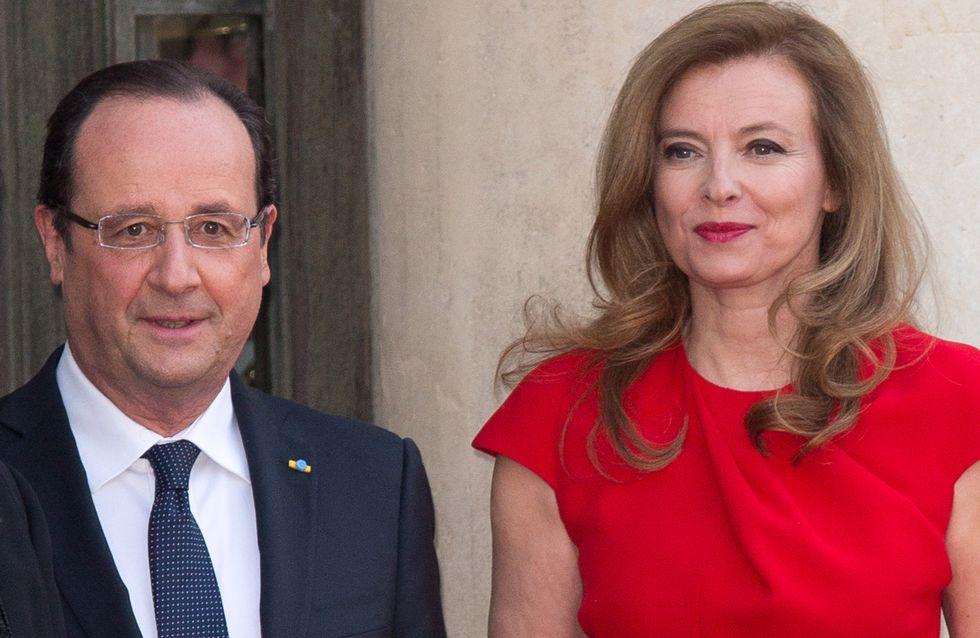 Valérie Trierweiler : François Hollande à son chevet