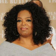 "Oprah Winfrey says working with Lindsay Lohan has ""been bumpy"""
