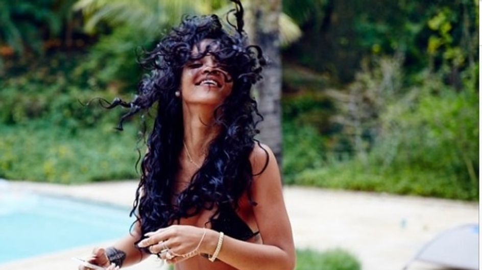 Rihanna : So sexy en bikini au Brésil (photos)