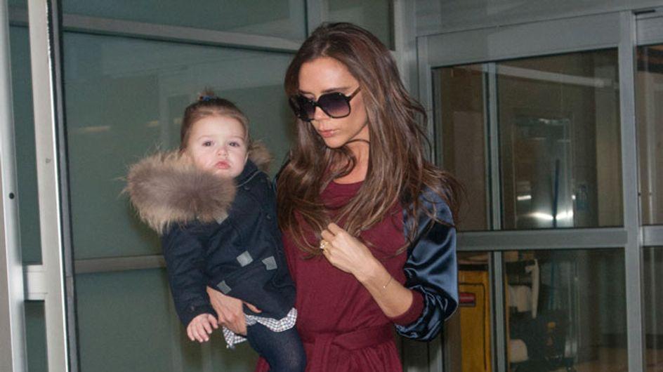 Victoria Beckham : Elle donne tous les vêtements de sa fille