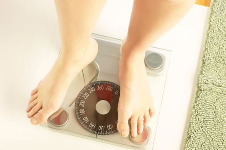 L'ago della bilancia del nostro peso è nel cervello
