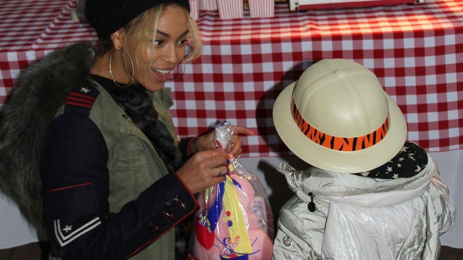 Beyoncé : Blue Ivy très gâtée pour son anniversaire (photos)