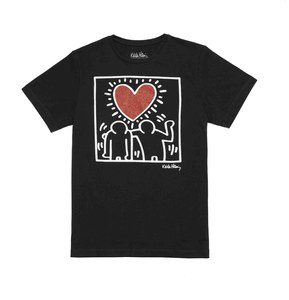 La Halle x Keith Haring pour la Saint-Valentin