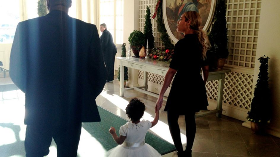 Beyonce shares adorable new photos of Blue Ivy