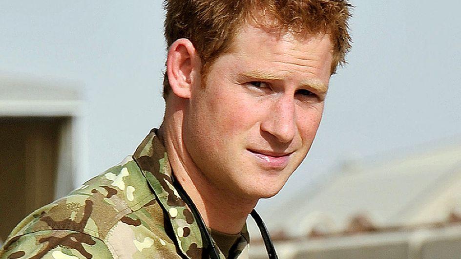 Prince Harry : Quitte-t-il l'armée pour Cressida Bonas ?