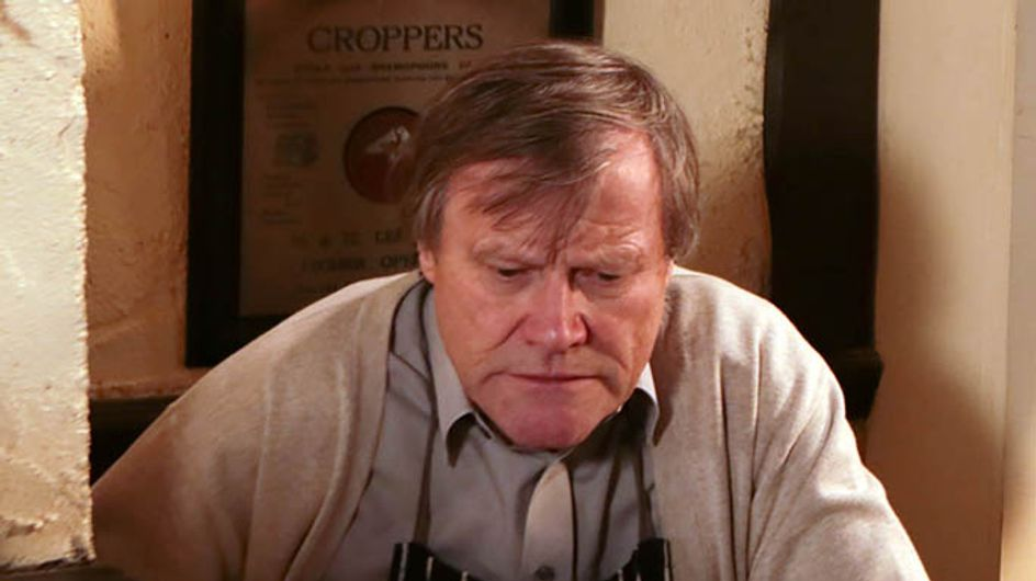 Coronation Street 29/01 – Roy can't keep it together