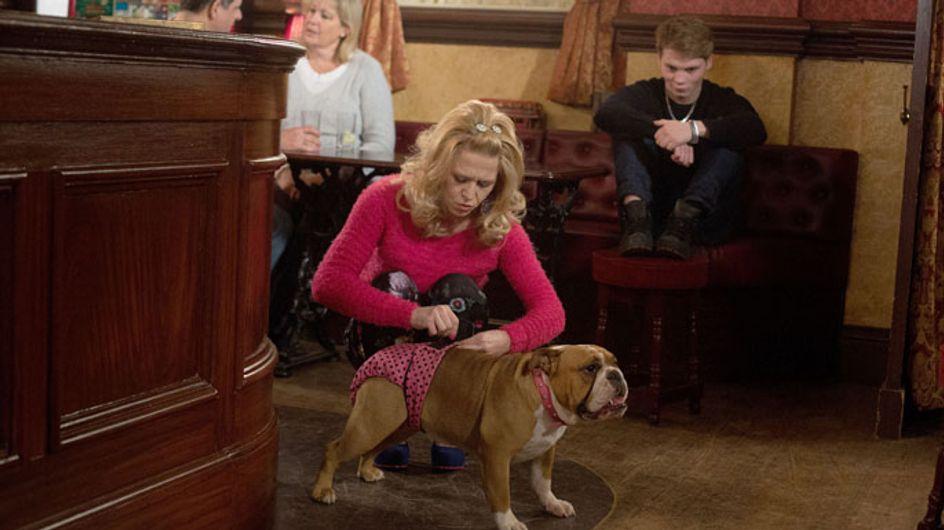 Eastenders 28/01 – Linda is not pleased with Shirley