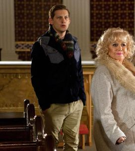 Hollyoaks 31/01 – The McQueens are shocked by a surprise return