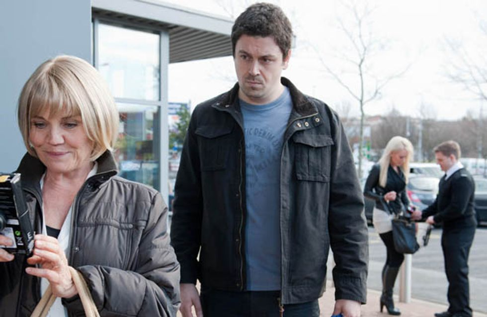 Emmerdale 31/01 – Bob wrongly accuses Ruby of thieving when it was Brenda