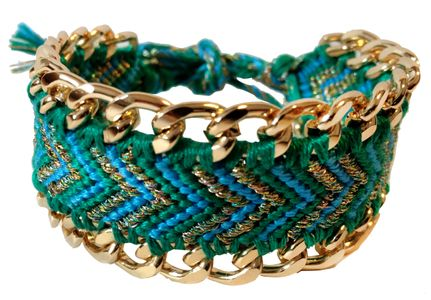 Bracelet brésilien Chloé, Mademoiselle Antoinette