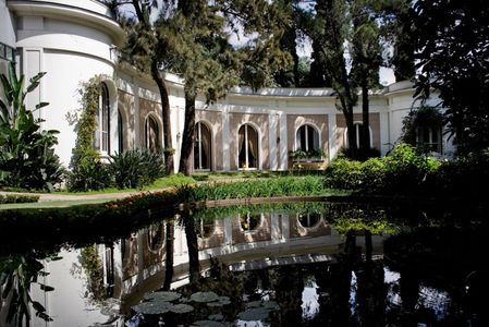 Jardim da Fundação Ema Klabin