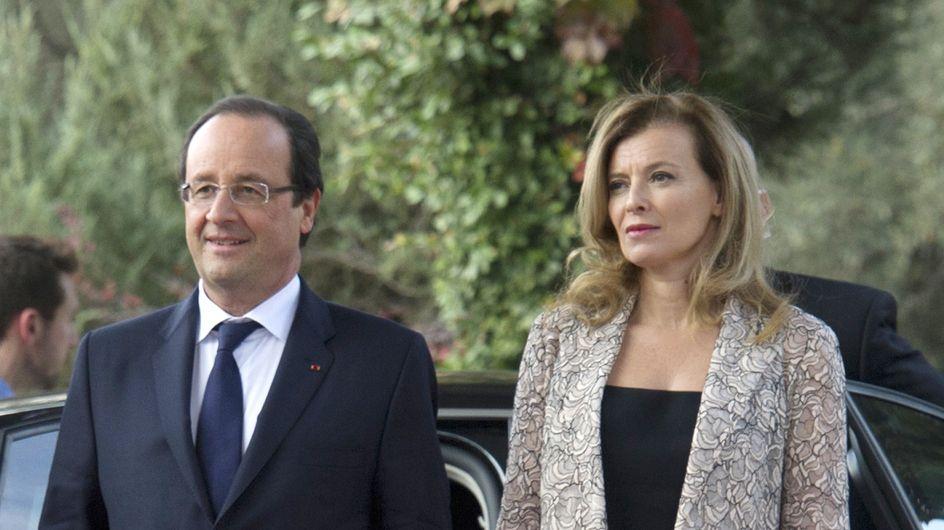 "François Hollande : Valérie Trierweiler ""va mieux"""