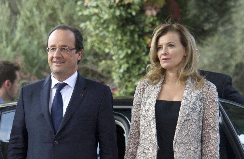 François Hollande : Valérie Trierweiler va mieux